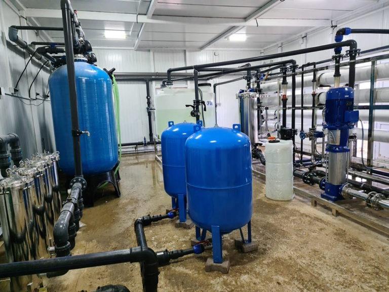 Alimentare cu apa comunala - Urdari Gorj